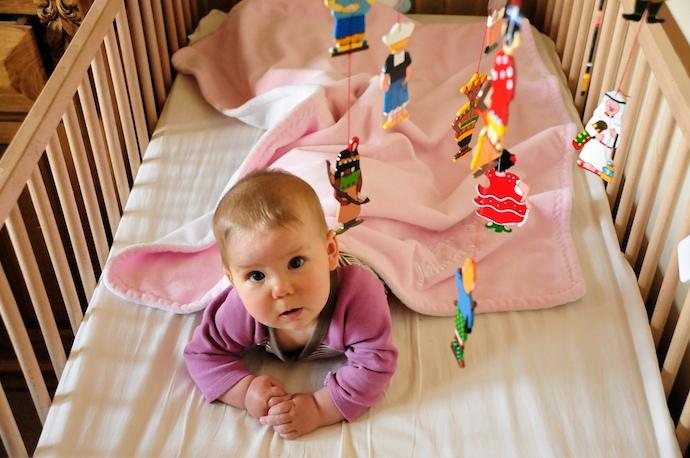 The Happy Baby Tegan