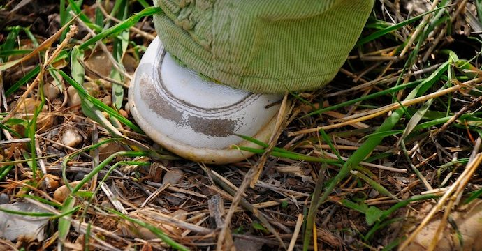 The classic baby shoe. View a few more of the same