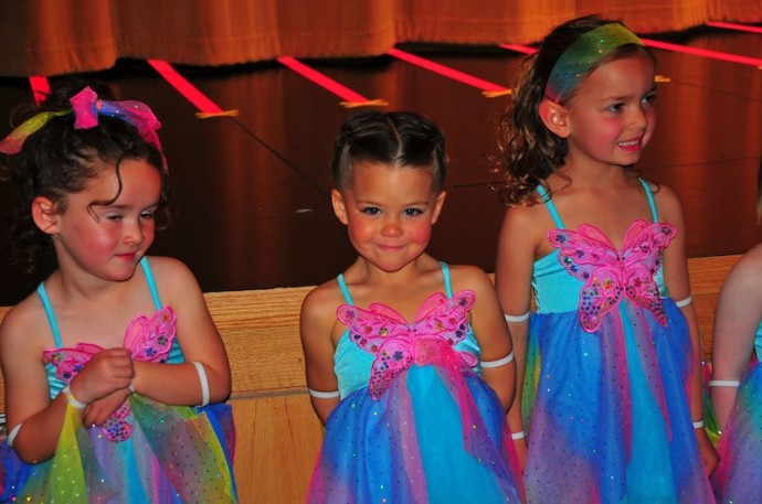 Tegan's Dance Recital