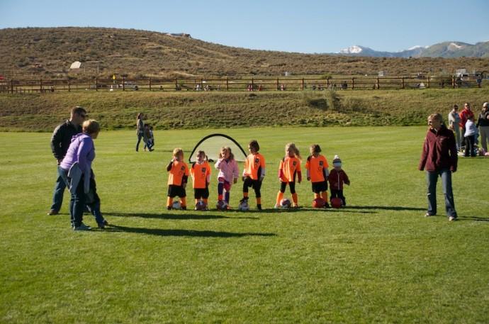 Tegan Preschool Soccer