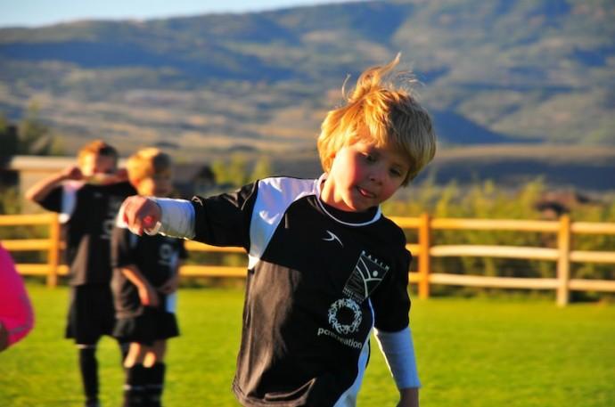 Tory 1st Grade Soccer