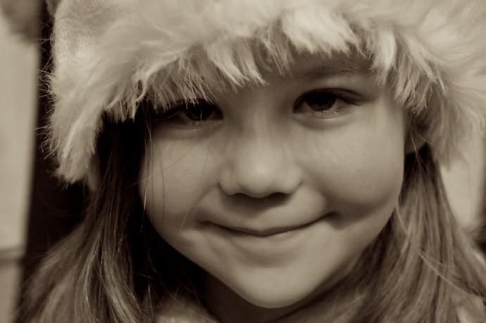 Tegan's Christmas Carol Pageant